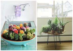 5 ideas para decorar un espacio pequeño con plantas