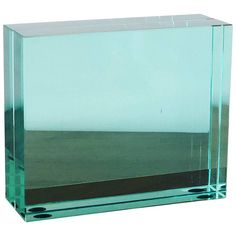 Fontana Arte Glass Picture Frame For Sale