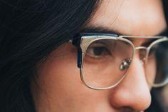 KRISVANASSCHE by Linda Farrow 2014 Fall/Winter Eyewear