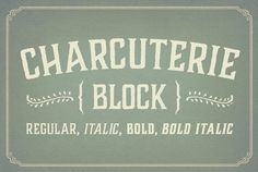 Check out Charcuterie Block by L_Worthington on Creative Market #2 #ornate