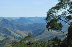 Montanhas da Mantiqueira