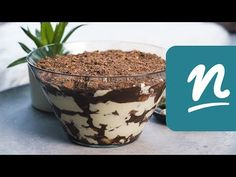 Feketeerdő rakott piskóta recept | Nosalty - YouTube Minion, Pudding, Baking, Desserts, Food, Youtube, Bread Making, Meal, Patisserie