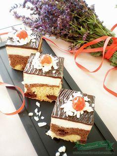 O prajitura aromata cu cirese si crema de branza !