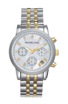 Michael Kors Ritz Two-Tone Bracelet