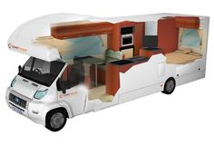 Hobart Campervan Hire | Motorhome Rental | DriveNow