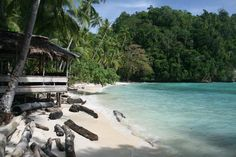 Kadidiri island, Togean Indonesioa