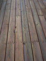Amazing Covering Your Concrete Porch With Wood Provides A Warmer Feel.