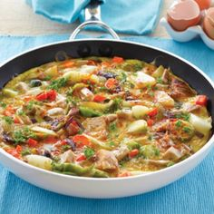 Bubble and squeak frittata | Healthy Food Guide