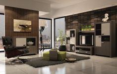 Obývacia izba - Dig-net - Grafi 3 Vkusný obývací nábytok nádherne doplní vzhľad Vašej obývačky.