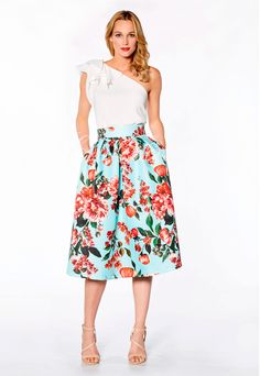 Tienda de vestidos de fiesta o madrina Maria Lago colección 2017 Modelo 1141 en Eva Novias Madrid Calle Mayor, 5 Tel: 91 5223573.