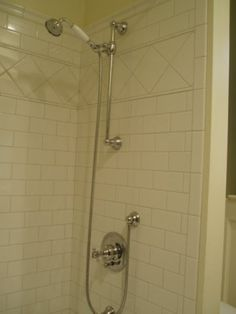 "Subway Tile shower with ""folded corners"" - Ceramic Tile Advice Forums - John Bridge Ceramic Tile"