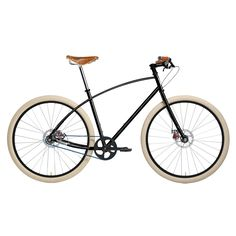Budnitz Bicycles are so cool looking. I bet they are a very sweet ride. Wish I could splurge and grab one of these. Simple, clean and so stylish. I know I would be extremely happy commuting on a #Budnitz. Wonder if I could get someone to put this on their Christmas gift0giving list for me.