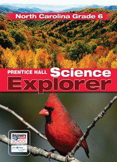 North Carolina Grade 8, Holt Science & Technology ...