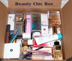 Concours: Beauty Chic Box est de retour!