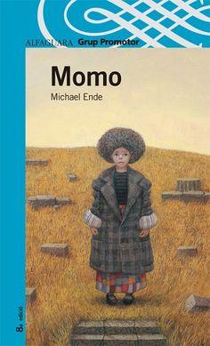 Momo es una niña especial que sólo con escuchar consigue que los que están tristes se sientan mejor y los que están enfadados dejen de estarlo