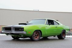 1969 Dodge Charger R/T – Pro Touring