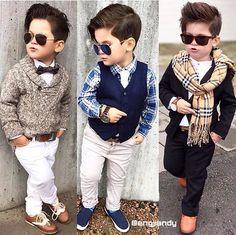 Baby outfits for boys preppy Ideas Boys Summer Outfits, Little Boy Outfits, Little Boy Fashion, Kids Fashion Boy, Cute Outfits For Kids, Toddler Fashion, Baby Boy Outfits, Cool Baby Boy Clothes, Cute Baby Boy