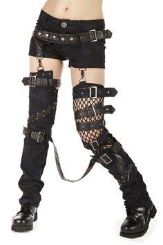 Sexy goth pants