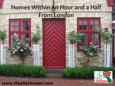 Property Comparisons--Homes Within an Hour and a Half From #London #lifeafterlondon #moving