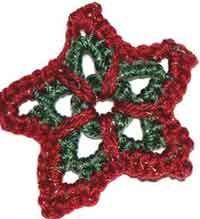 100 free Crochet Christmas Ornament Patterns