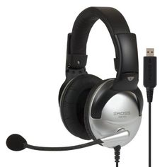 Save 35% or More on Koss Stereo Headset. Visit http://dealtodeals.com/save-koss-stereo-headset/d22817/computer-accessories/c28/