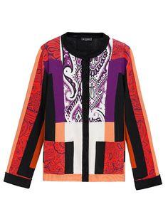 Shop new season Knitwear on Etro Official Website. Cardigans For Women, Knitwear, Fall Winter, Blazer, Clothes For Women, Lady, Womens Fashion, Sweaters, Jackets