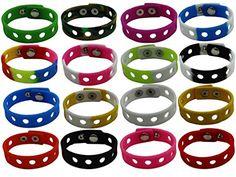 16 Colors 7 Inch Kid Bracelet for Sho…