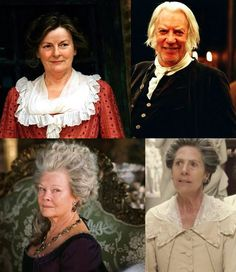 In Retrospect: Brenda Blethyn, Donald Sutherland, Judi Dench, and Penelope Wilton joined Pride & Prejudice (2005) cast on this day a decade ago!