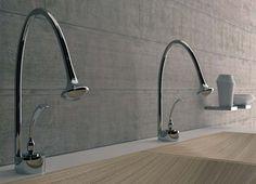 Futuristic Bathroom Fixtures by Bandini - Eden