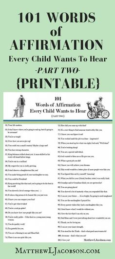 MatthewLJacobson.com_101WORDSAFFIRMATIONChildPart2PIN