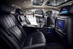 2013 Jaguar XJ Ultimate edition interior