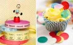 Spectacular Circus Theme Birthday Party Ideas