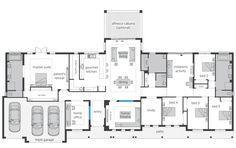 Dream closet room bedrooms house plans ideas for 2019 Garage Floor Plans, Farmhouse Floor Plans, Kitchen Floor Plans, Farmhouse Ideas, Farmhouse Decor, Best Home Plans, 2 Bedroom House Plans, Craft Room Design, Bedroom Flooring