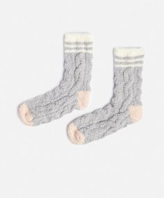 Striped fluffy socks OYSHO 2019 Striped fluffy socks OYSHO The post Striped fluffy socks OYSHO 2019 appeared first on Socks Diy. Comfy Socks, Cute Socks, Knee High Socks Outfit, Fluffy Socks, Sock Hop, Hosiery, Stockings, Private Parts, Smart Women