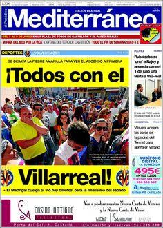 PORTADAS DEL 4 DE JUNIO 2013