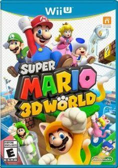 Super Mario 3D World - Nintendo Wii U http://toysandgames-learningandeducation.blogspot.com/2013/12/video-games-console-games-pc-games.html #Video_Games #Video_Games_Online #Xbox_One #PS4 #Wii_U #Xbox_360 #PS3 #Wii #PS_Vita #3DS