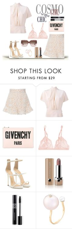 """""""Untitled #838"""" by m-jelic ❤ liked on Polyvore featuring Alexis, RED Valentino, Givenchy, La Perla, Giuseppe Zanotti, Marc Jacobs, Christian Dior and Delfina Delettrez"""