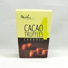 Engros leverandør af chokolade trøfler med karamel & salt