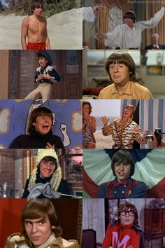 """thank-your-lucky-stars:  The Monkees: Davy Jones in season one  """"I am standing up!"""""""