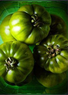 .tomates green zebra