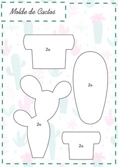 - Crafts For Kids To Make Fun Art Projects - - - Sewing Crafts For The Home Duvet Covers Kids Crafts, Felt Crafts Diy, Felt Diy, Fabric Crafts, Arts And Crafts, Diy Sewing Projects, Sewing Crafts, Art Projects, Cactus Craft