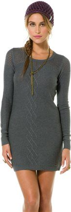 VOLCOM SWEETER SWEATER DRESS | Swell.com