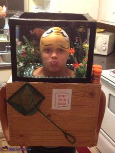 Fishtank - DIY Halloween Costume