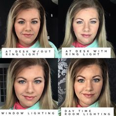 Selfie 101: Having the right lighting makes a huge difference in the quality of your images