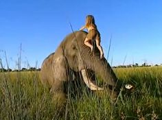 Tippi Benjamine Okanti Degré born 4 June 1990 She spent her childhood in Namibia among wild animals and tribes people.