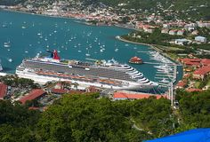 Carnival Cruise to St Thomas and St Maarten