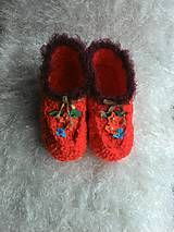 Obuv - Na želanie - 6256075_ Baby Shoes, Deck, Slippers, Kids, Clothes, Fashion, Young Children, Outfits, Moda