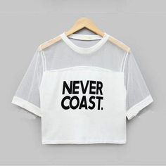 Girls Loose Crop Top T-Shirt