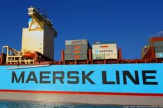 Maersk has taken delivery of the Mayview Maersk, the tenth container ship in their Triple E series.