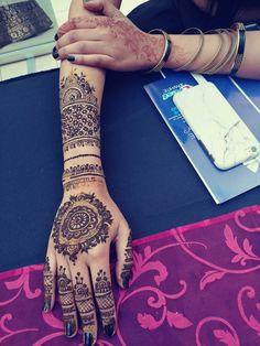 Mandala mehendi#Bridalhenna#nasrinhennadesign#Brampton# Mehendi, Hand Henna, Hand Tattoos, Mandala, Arm Tattoos, Coloring Pages Mandala, Mandalas
